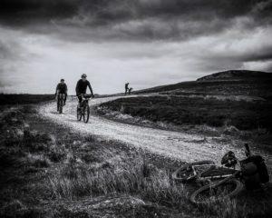 Into Glen Artney, Steve Grace